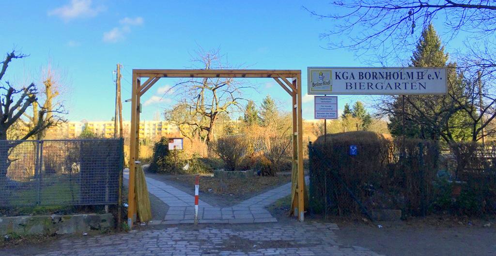 KGA Bornholm II - kommt hier bald eine Turnhalle hin? (Foto: PBN)