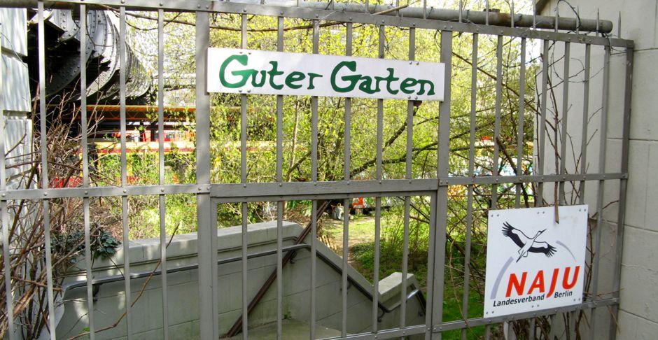 Guter Garten Böse Brücke Prenzlauer Berg Nachrichten