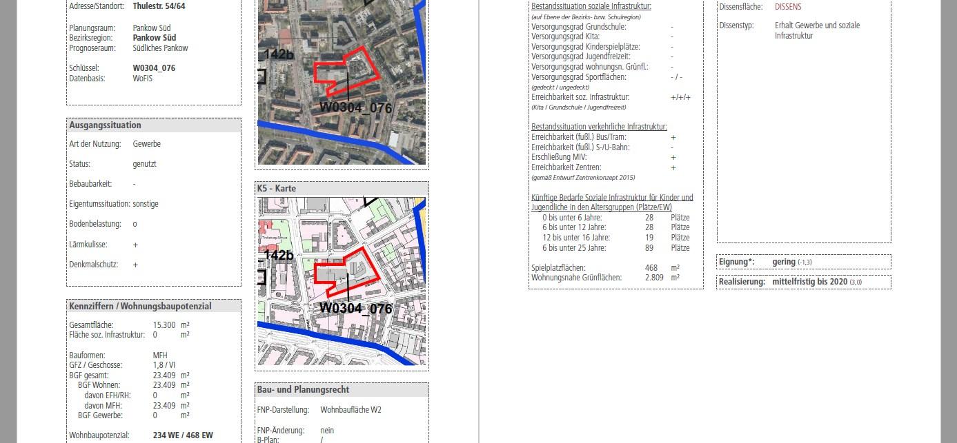 Aus dem Wohnbaukonzept Pankow vom Juni 2016 (Quelle: Bezirksamt Pankow von Berlin, Abt. Stadtentwicklung)