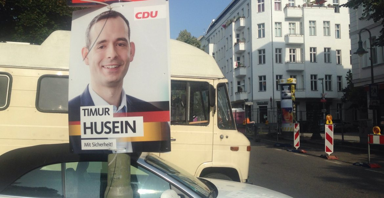 Timur Husein (CDU)