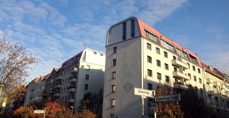 Penthouse Gleimstraße Bodenpolitik Difu