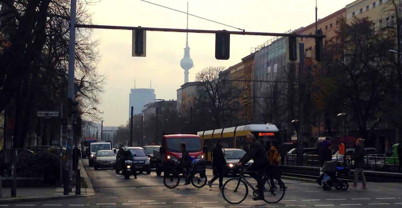 Verkehr Prenzlauer Berg