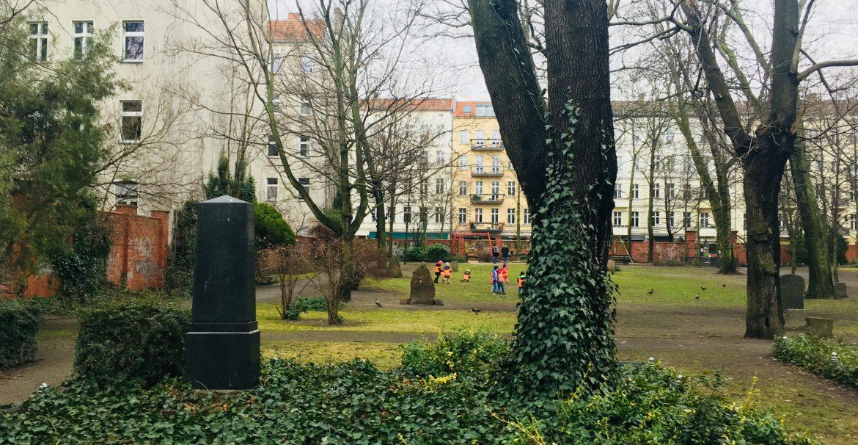 Pappelallee Friedhofspark