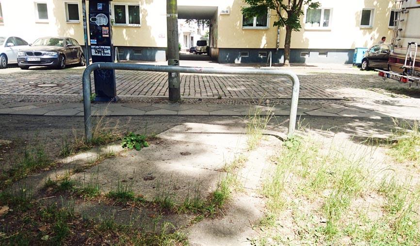 Gaudystraße Rudolf Mosse
