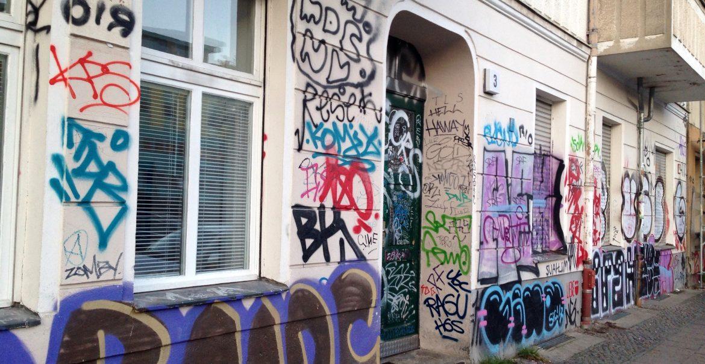 Graffiti Prenzlauer Berg