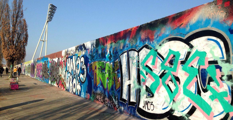 Graffiti Mauerpark