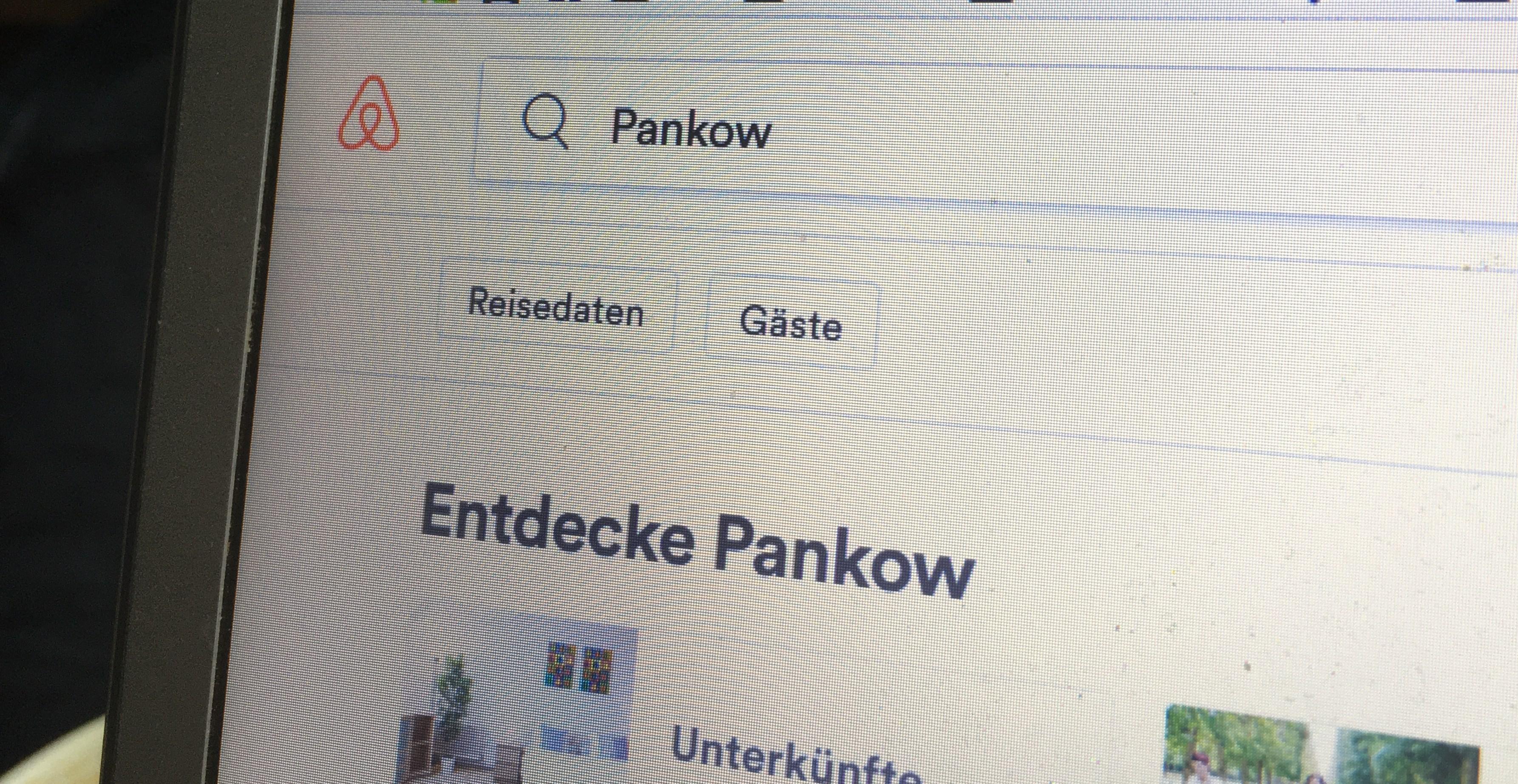 Streit Pankow Airbnb (Foto: Constanze Nauhaus)