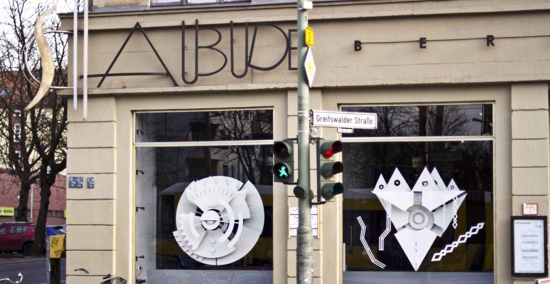 Fenster Schaubude Berlin