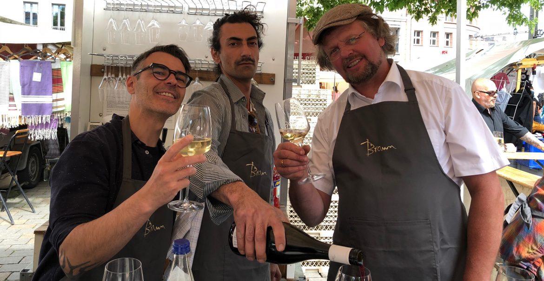 """""""Streetwein"""" - im Mai zum ersten Mal am Hackeschen Markt (Foto: Jens Henke)"""