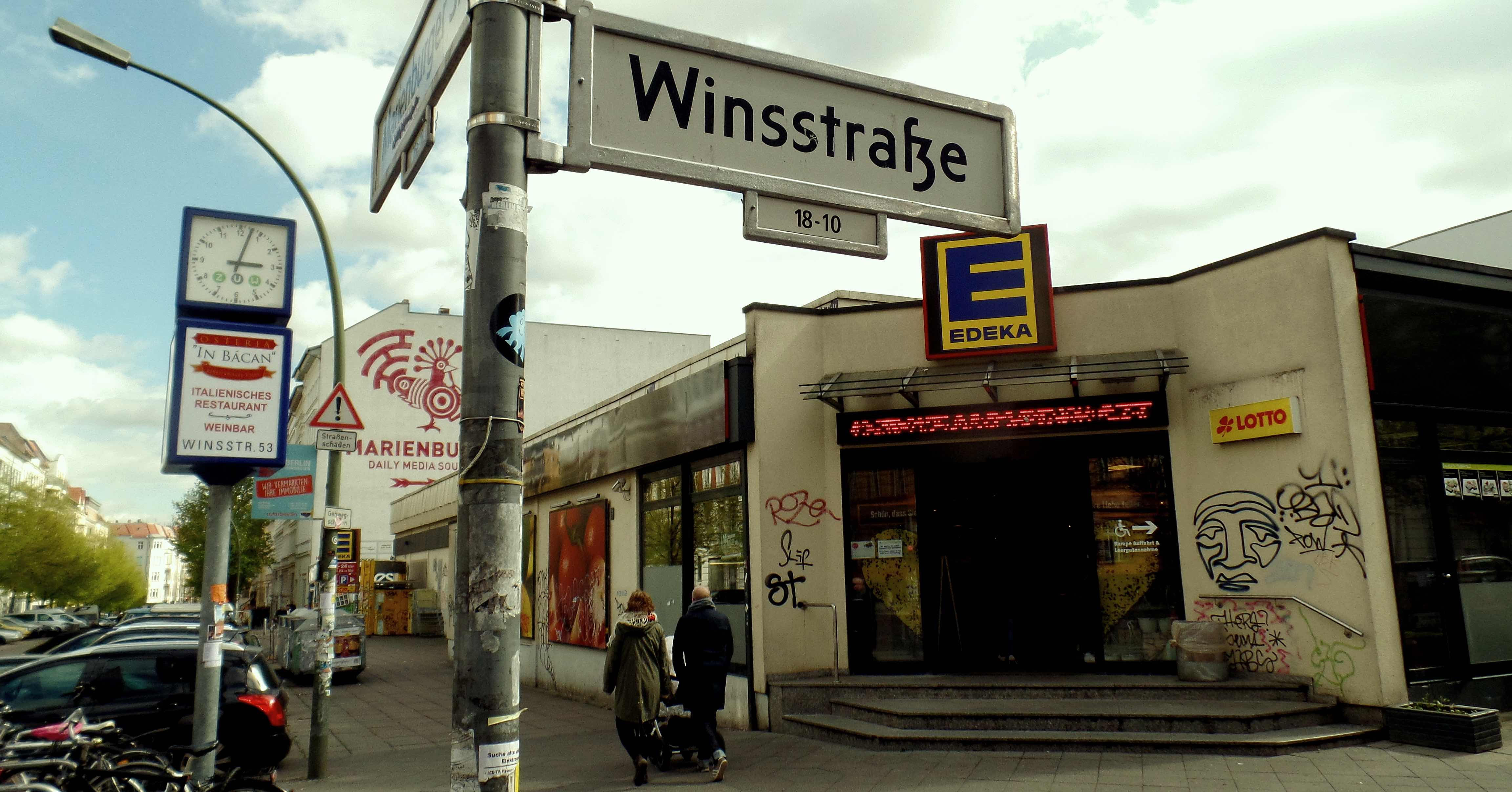 Edeka Winsstraße 18
