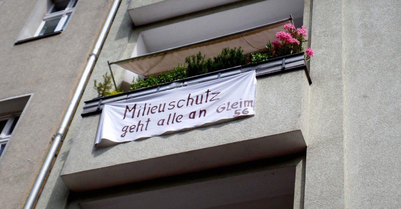 Gleimstraße 56 Mieterschutz