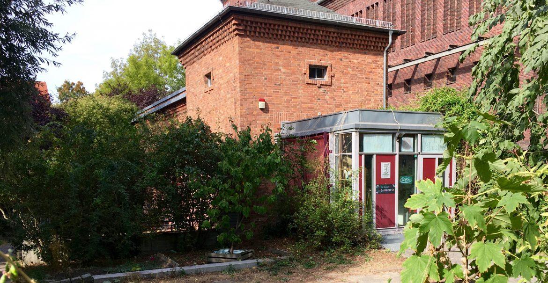 Lambda in der Sonnenburger Straße