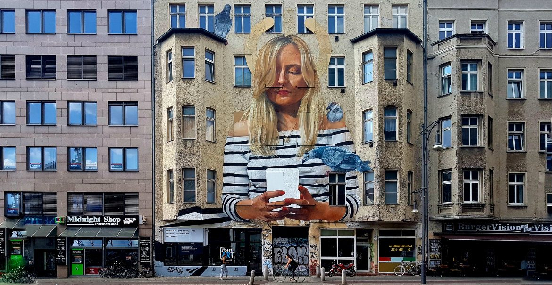 Newsletter Leerstand Wandmalerei
