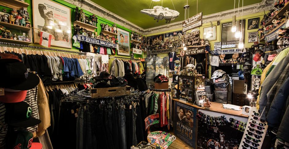 Paul's Boutique Secondhand