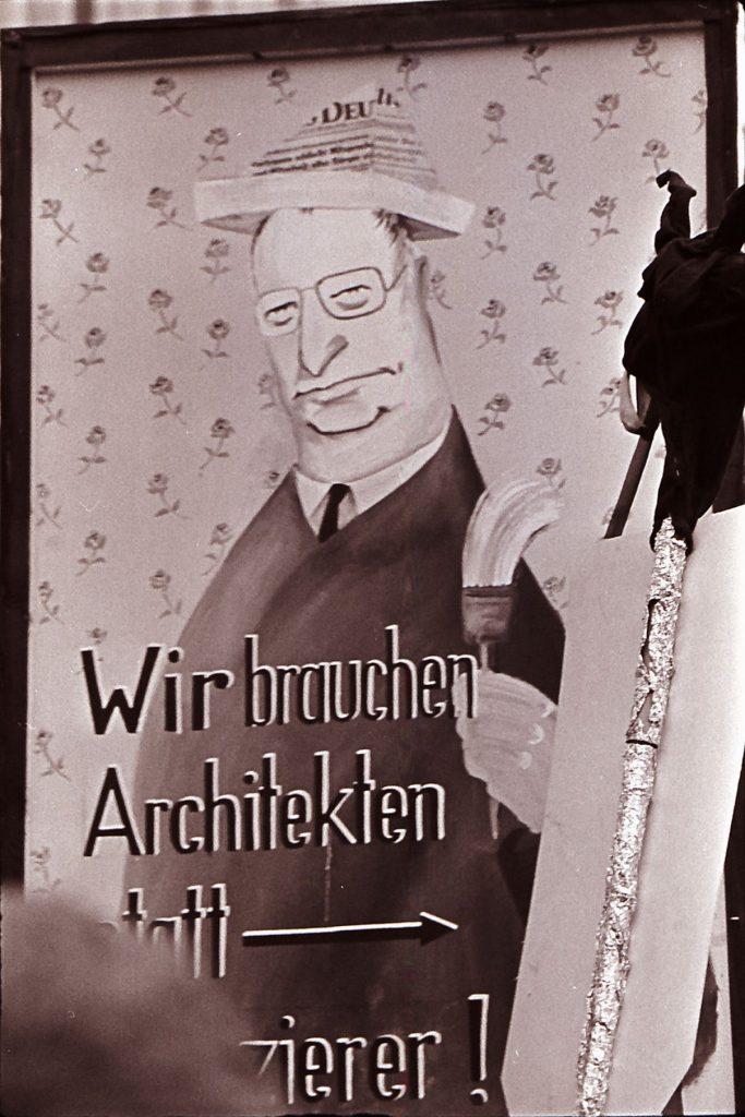 4. November 1989 Plakat