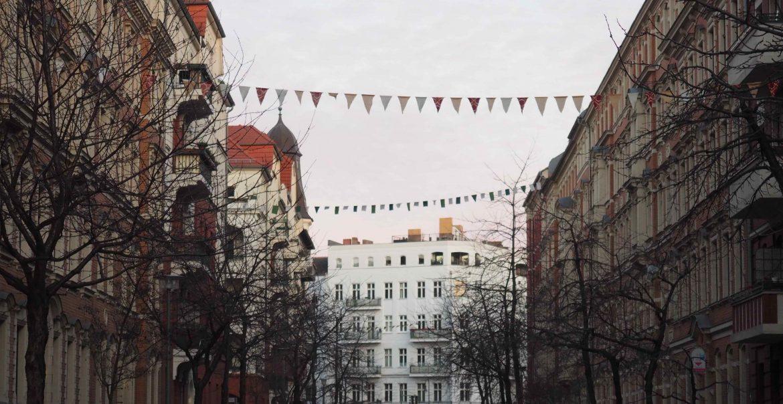 Gneiststraße Konflikte Jahresrückblick
