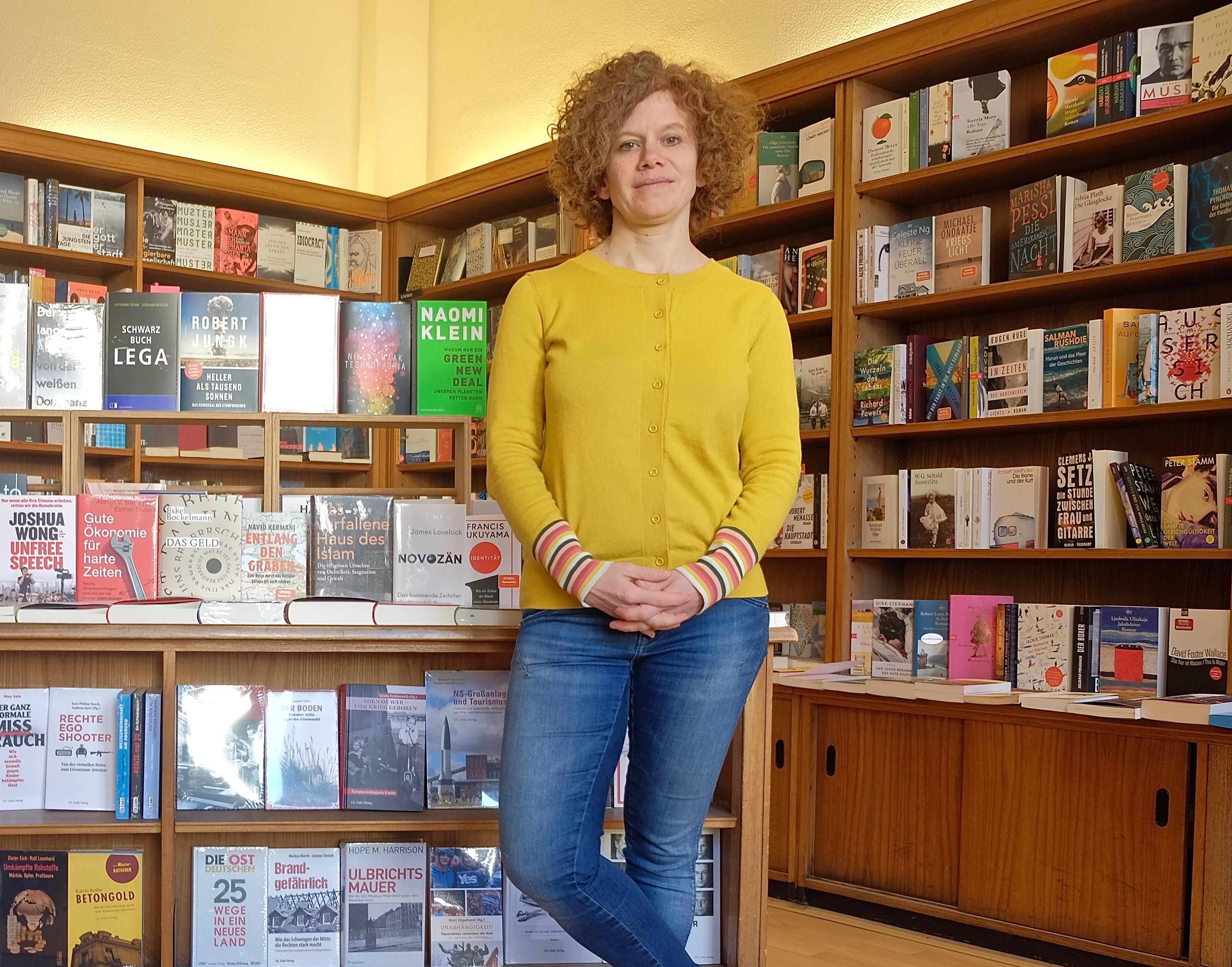 Stefanie Diez - Buchhandlung Die Insel