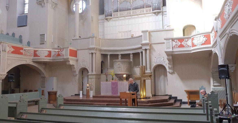 Kirche Kloster Segen