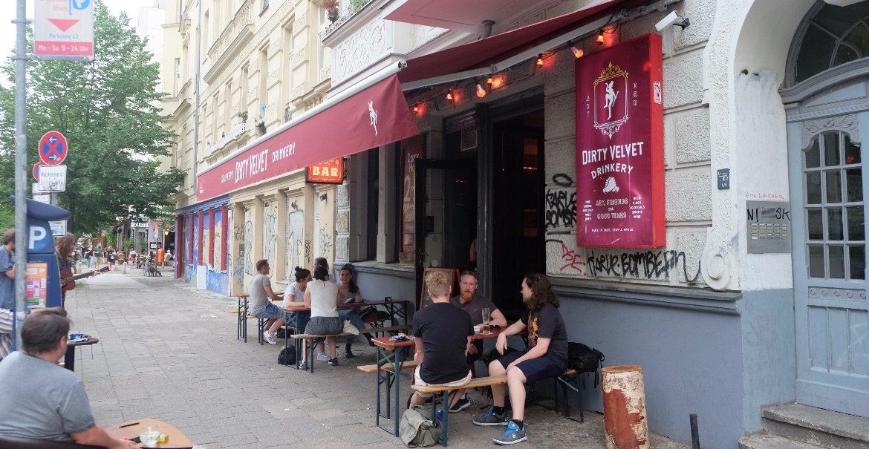 Dirty Velvet Bar Helmholtzplatz