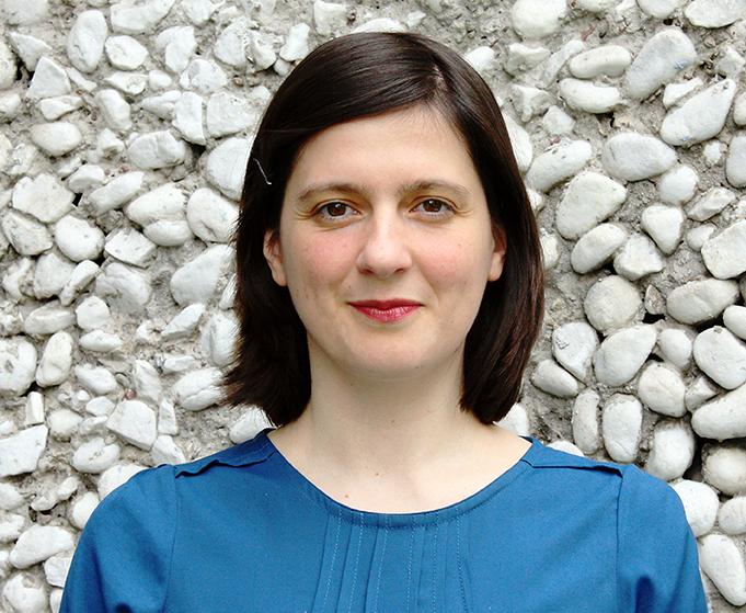 Christiane Lötsch. Foto: Miriam Papastefanou