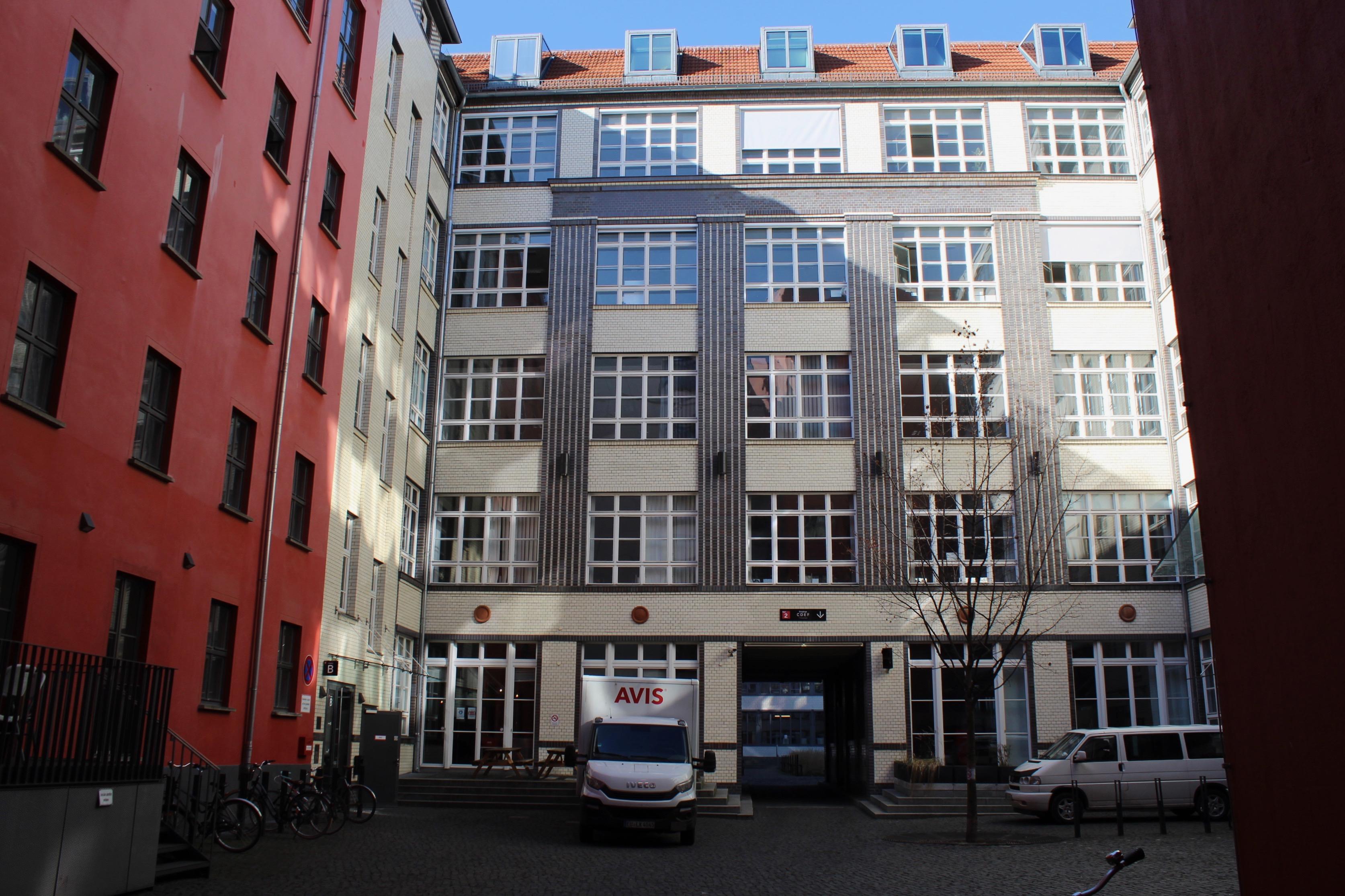 Fabrik Greifswalder Straße