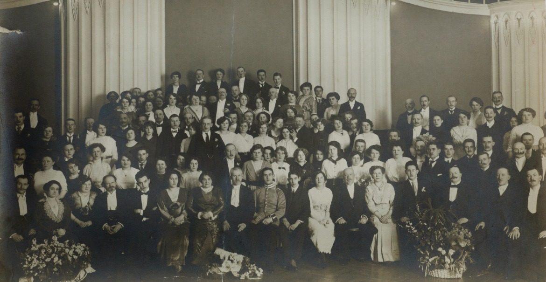 Familie Rochmann. Greifswalder Straße
