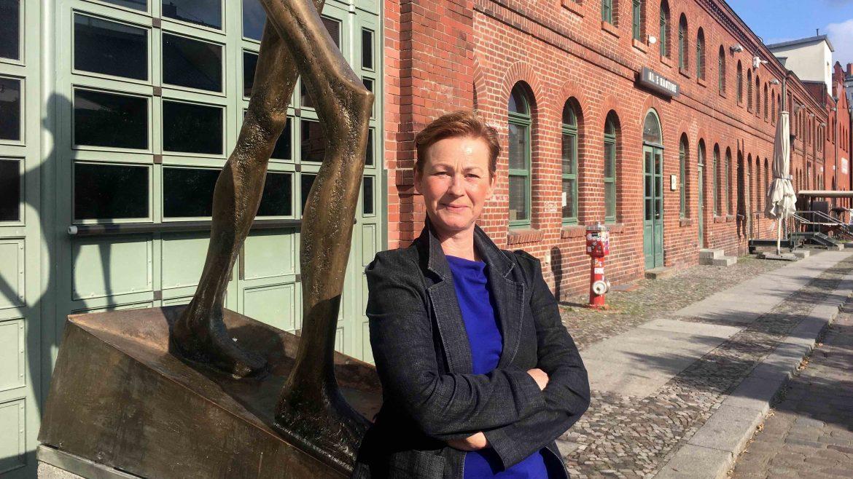 Cordelia Koch (Grüne) kandidiert für das Amt zur Bezirksbürgermeisterin in Pankow